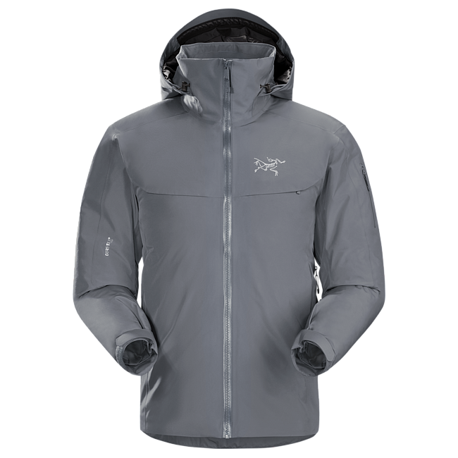 Cheap Arc'teryx MACAI JACKET MEN'S Tungsten Sale