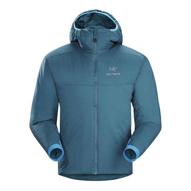Cheap Arc'teryx ATOM AR HOODY MEN'S Legion Blue Sale