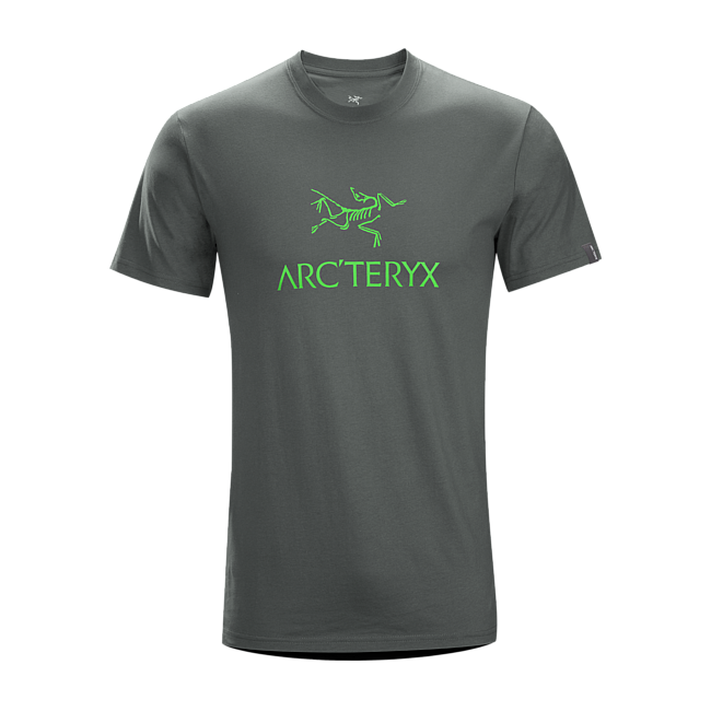 Cheap Arc'teryx ARC'WORD T-SHIRT MEN'S Nautic Grey Sale