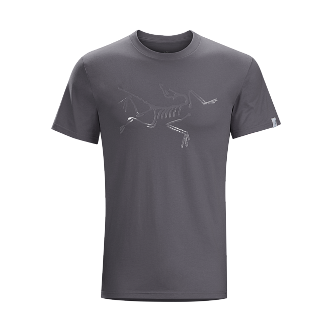 Cheap Arc'teryx ARCHAEOPTERYX T-SHIRT MEN'S SMU-Iron Anvil Sale