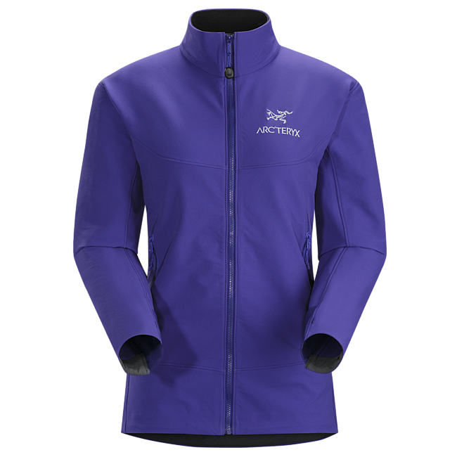 Cheap Arc'teryx GAMMA LT JACKET WOMEN'S Azulene Sale