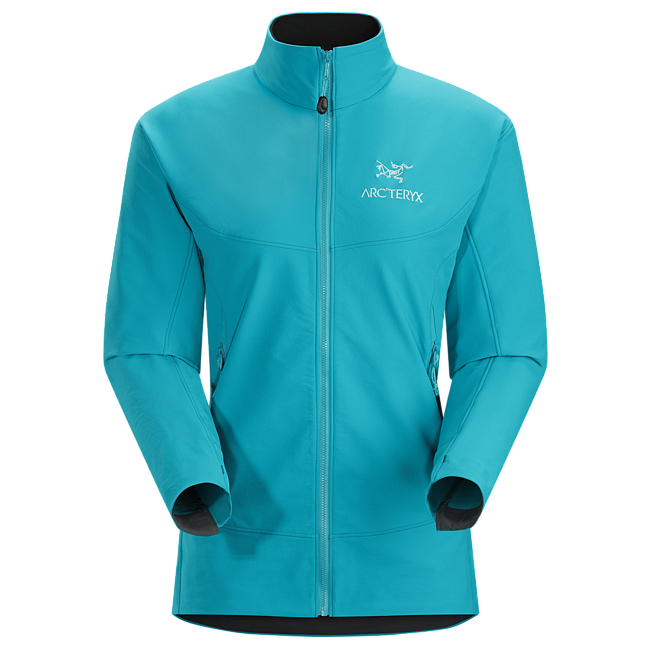 Cheap Arc'teryx GAMMA LT JACKET WOMEN'S Cerulean Sale
