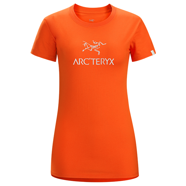 Cheap Arc'teryx ARC'WORD T-SHIRT WOMEN'S Fiesta Sale