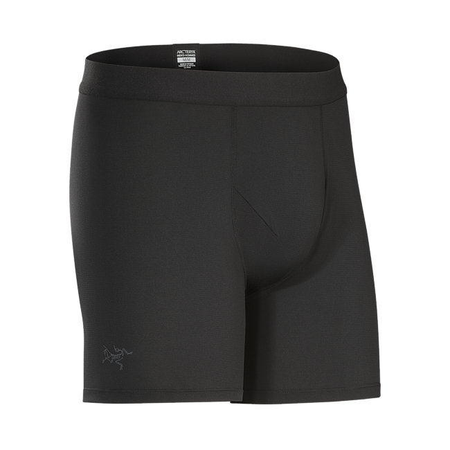 Cheap Arc'teryx PHASE SL BOXER SHORT MEN'S Black Sale