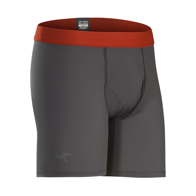 Cheap Arc'teryx PHASE SL BOXER SHORT MEN'S Carbon Copy Sale