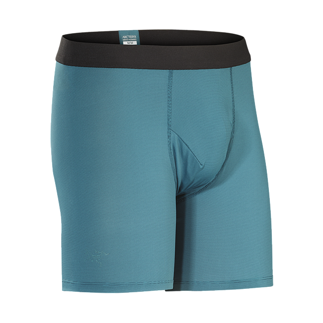 Cheap Arc\'teryx PHASE SL BOXER SHORT MEN\'S Legion Blue Sale