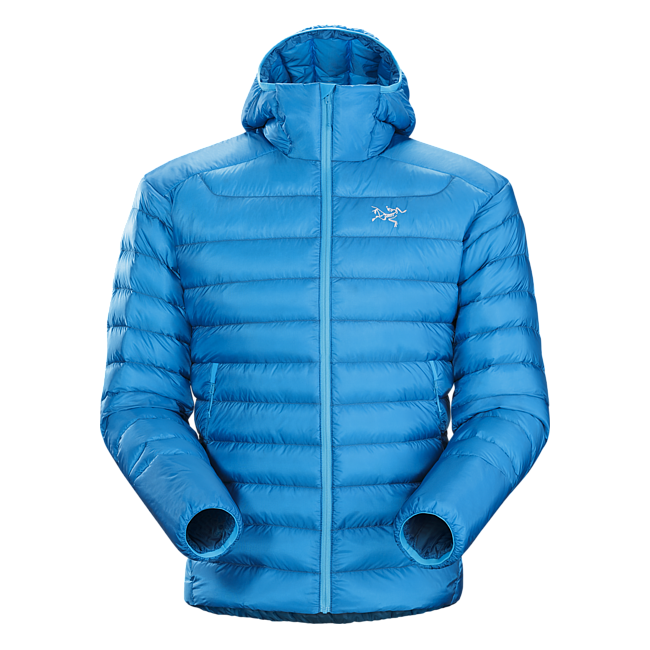 Cheap Arc'teryx CERIUM LT HOODY MEN'S Adriatic Blue Sale