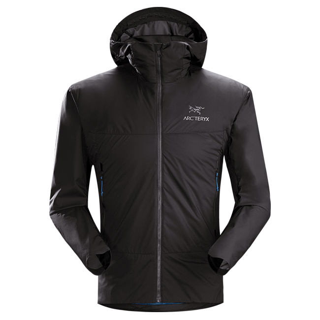 Cheap Arc'teryx ATOM SL HOODY MEN'S Carbon Copy Sale