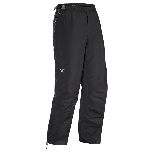 Cheap Arc'teryx KAPPA PANT MEN'S Black Sale