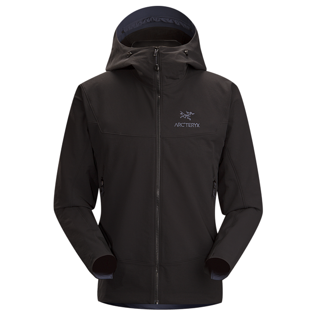 Cheap Arc'teryx GAMMA LT HOODY MEN'S Black Sale