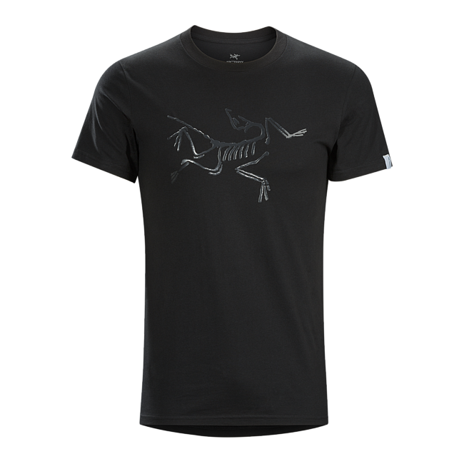 Cheap Arc'teryx ARCHAEOPTERYX T-SHIRT MEN'S Black Sale