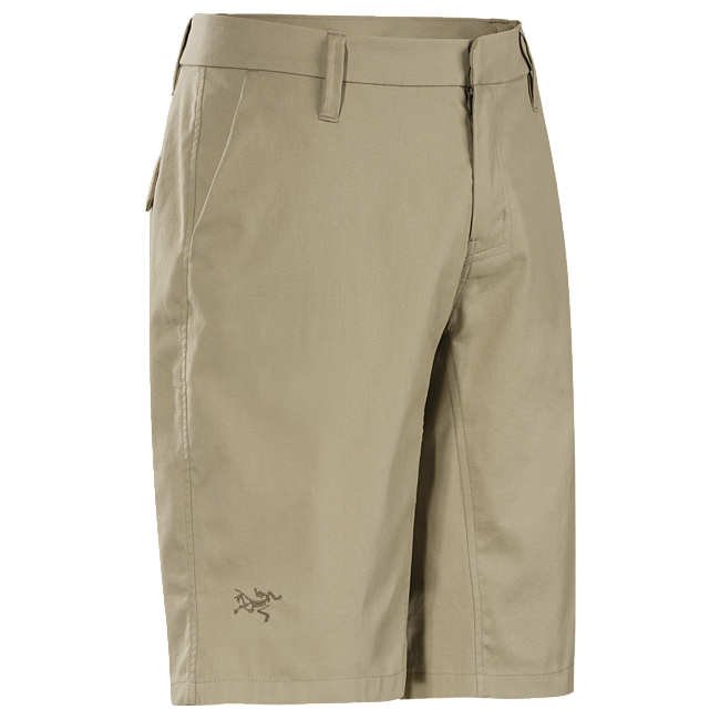Cheap Arc\'teryx A2B CHINO SHORT MEN\'S Light Carbide Sale