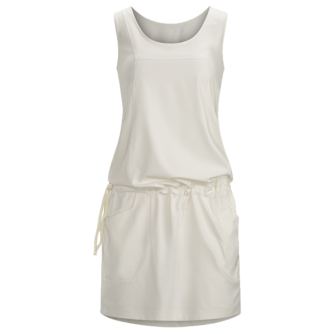 Cheap Arc'teryx CONTENTA DRESS WOMEN'S Vintage Ivory Sale