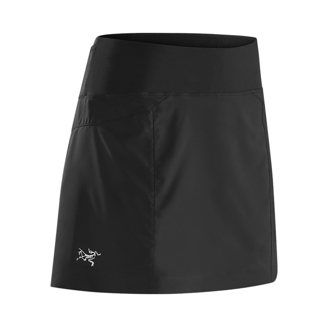 Cheap Arc'teryx LYRA SKORT WOMEN'S Black Sale