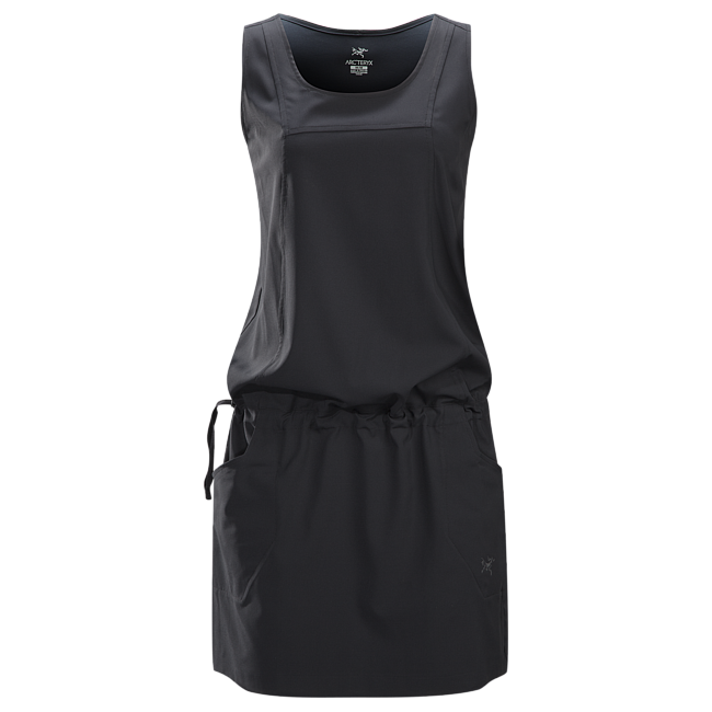 Cheap Arc'teryx CONTENTA DRESS WOMEN'S Black Sale