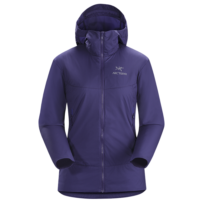 Cheap Arc'teryx ATOM SL HOODY WOMEN'S Astral Aura Sale