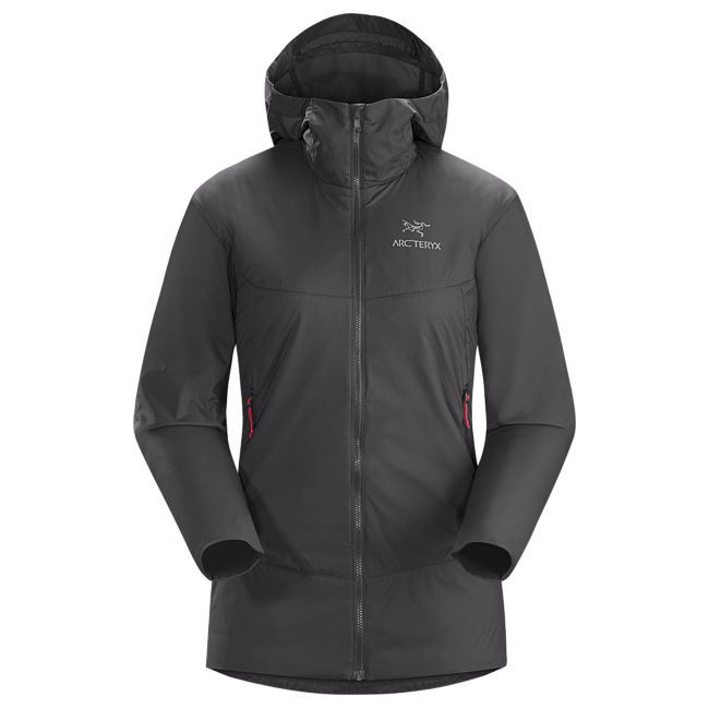 Cheap Arc'teryx ATOM SL HOODY WOMEN'S Carbon Copy Sale