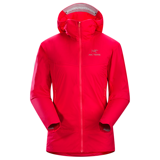 Cheap Arc'teryx ATOM SL HOODY WOMEN'S Flamenco Sale