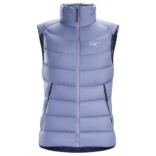 Cheap Arc'teryx THORIUM SV VEST WOMEN'S Winter Iris Sale